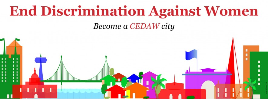 CEDAW banner