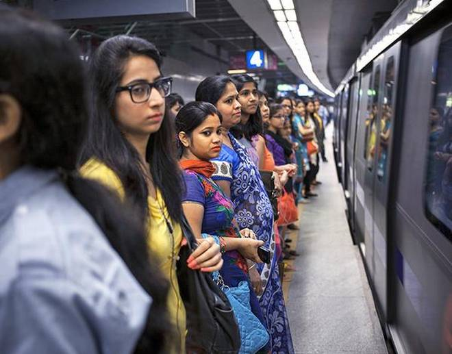 Delhi Metro: GBV Conversations and Theater